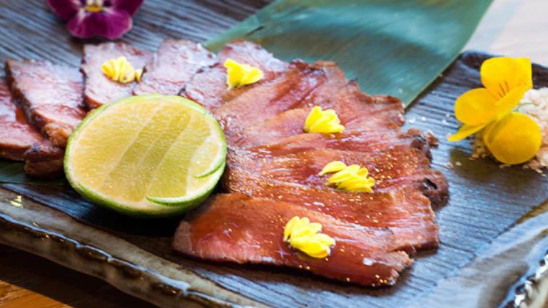 Kaguya Thonglor Food sazami